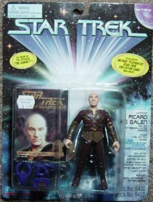 Playmates Star Trekcaptain Picard As Galenas An Intergalactic Pirate