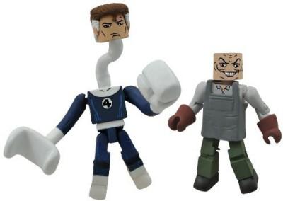 Diamond Select S Marvel Minimates Series 48 Mr Fantastic And The Puppet