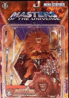Masters of the Universe Series 2 Grizzlor