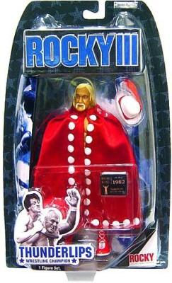 Jakks Pacific Rocky Iii Series 3 Thunderlips (Played Hulk Hogan)