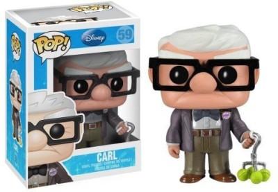 Disney Pixar Up Carl: Funko POP! Disney Pixar Up Vinyl Figure