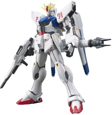 Gundam Hobby Hguc F91 Action Figure