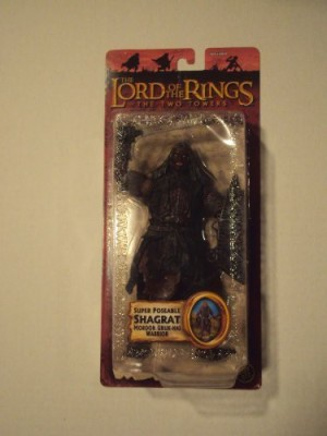 The Lord Of The Rings Shagrat From The Two Towers Movie