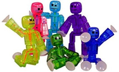Toy Shed Stikbots For 6Color Pack Of 6