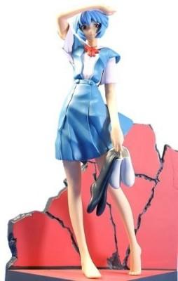 Sega Rebuild Of Evangelion Ex Uniform Ayanami Rei