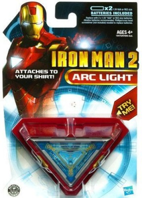 Iron Man 2 Movie Mark VI ARC Chest Light
