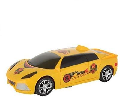 Rey Hawk 3D Perfect Super Car (Yellow)