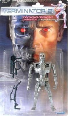 Terminator 2 Techno Punch