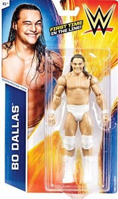 Wrestling Bo Dallas Wwe Series 49 Mattel