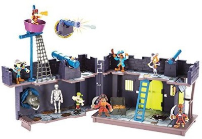 Scooby Doo Pirate Fort And 7 Pack