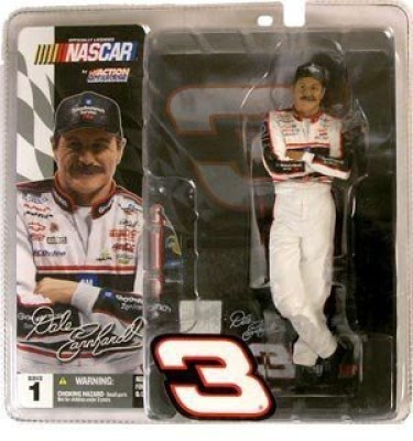 Unknown Dale Earnhardt 3 Gm Goodwrench Mcfarlane