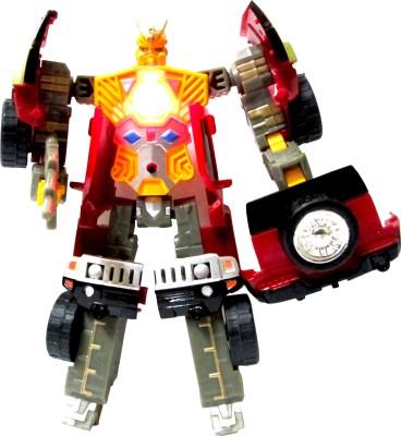 WebKreature Conversion Autobot Transforming Hummer Set