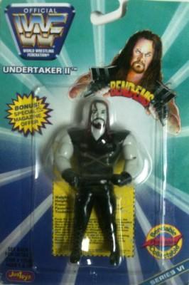 WWE World Wrestling Federation Untertaker Ii Bendable
