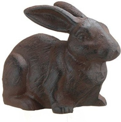 INsideOUT Full Bodied Cast Iron Rabbit Garden