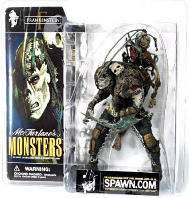 McFarlane Toys Monsters Series 1 Frankenstein