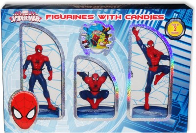 GRVK Spiderman Combo Pack Figurines