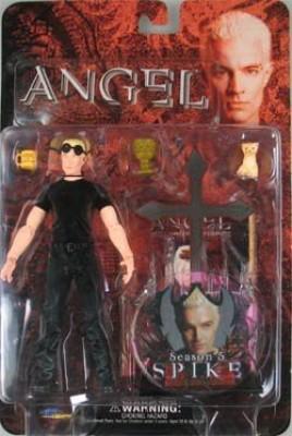 Buffy the Vampire Slayer Angel Season 5 SPIKE James Marsters Action Figure