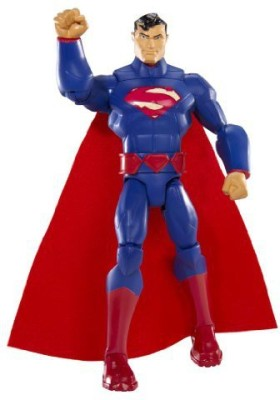 Mattel DC Comics Total Heroes Superman 6