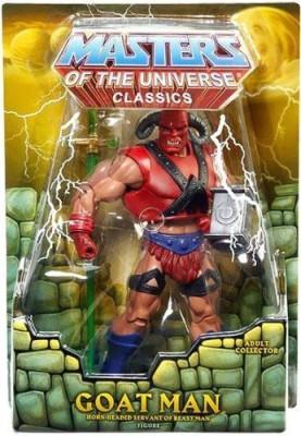 He-Man Classics Heman Masters Of The Universe Classics Exclusive Goat Man