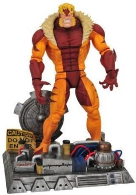 Diamond Select Toys Marvel Select: Sabretooth Action Figure