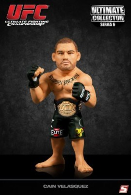 UFC Ultimate Collector Series 9 Cain Velasquez