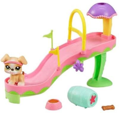 Hasbro Littlest Pet Shop Super Surprise Obstacle Course