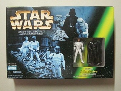 Star Wars Escape The Death Action Figure Game