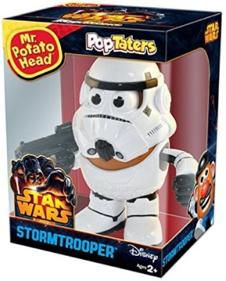Mr Potato Head Head Star Wars Storm Trooper Action Figure