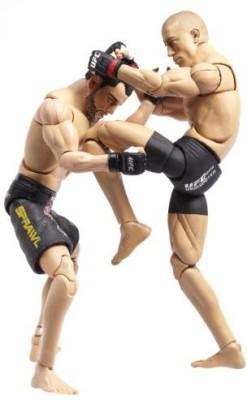 UFC Deluxe 6 Georges Stpierre