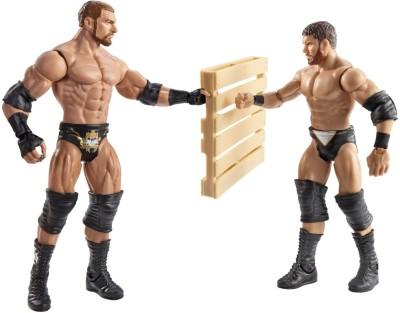 Mattel WWE Battle Pack Triple H vs. Curt Axel with Pallet Action Figure