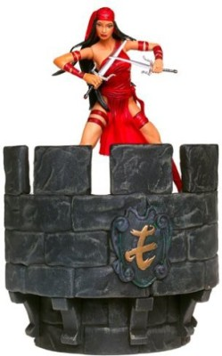 Diamond Select Toys Action Figure With Highly Detailed Base Display