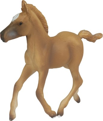 Collecta Haflinger Foal Walking Toy Figure