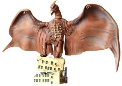 Sci-Fi Revoltech Godzilla Revoltech #019 Super Poseable Action Figure Rodan