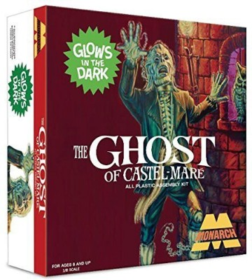 Monarch Glow Ghost Of Castle Mare From Models