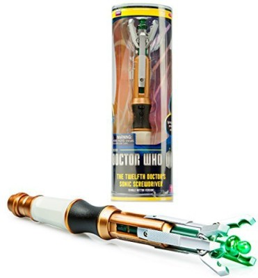 Underground Toys Dr Who Doctor Who 12Th Doctor,S Sonic Screwdriver Peter
