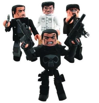 Diamond Select Toys Punisher: War Zone Minimates Box Set