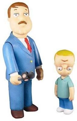 Mezco Family Guy Series 4 Tom And Jake Tucker