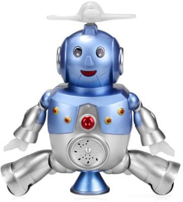 Reyhawk Dancing Rotating Musical Lighting Robot Toy Game