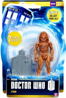 Doctor Who Wave 2 Zygon 375