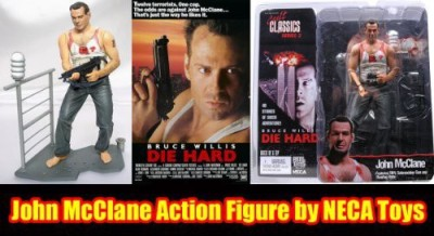 NECA Cult Classics 3 John Mcclane Die Hard