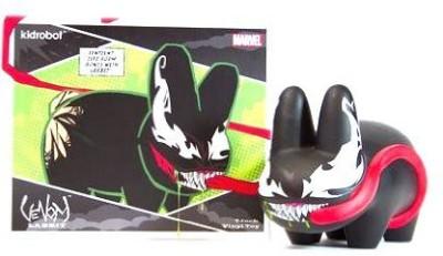 Kidrobot Marvel Labbit Venom