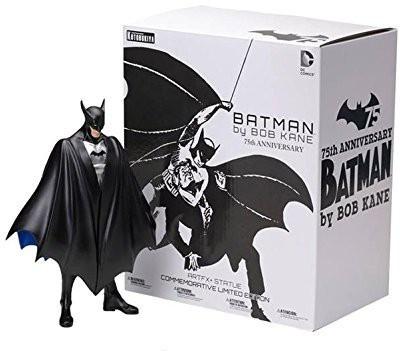 Batman Kotobukiya 1St Appearance Bust 2014 Sdcc Exclusive