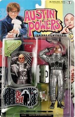 Austin Powers Moon Mission Dr Evil