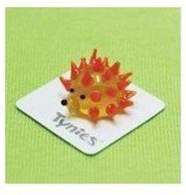 Tynies Animals Tic - Porcupine * Colors May Vary * Glass Figure