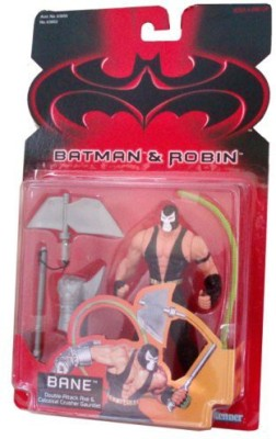 Batman And Robin 1997 Series 51/2 Inch Tall Bane