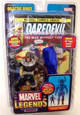 Toy Biz World Wide Marvel Legends Galactus Series Bullseye 6