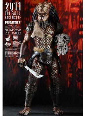 Hot Toys Predator Fair 2011 Exclusive 1/6 Scale Shadow Predator