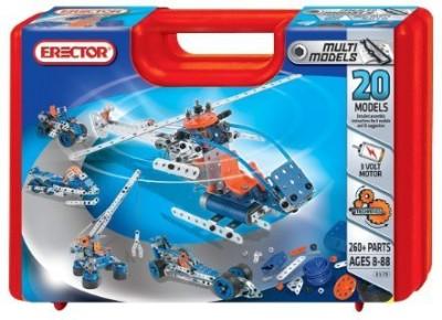Erector 20 Model Super Value Case