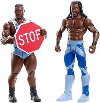 Mattel Wwe Battle Pack Series 36 Big E Vs Kofi Kingston (2Pack)