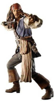 NECA Pirates Of The Caribbean At World,S End Series 2 > Capt